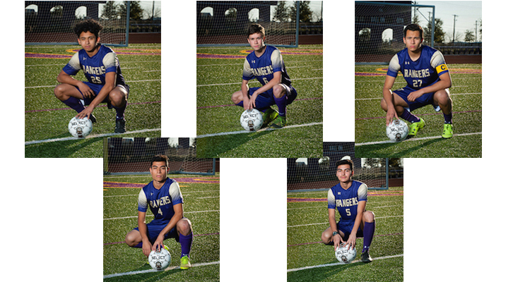 Photo for 2016 All District Honors - Boys Soccer