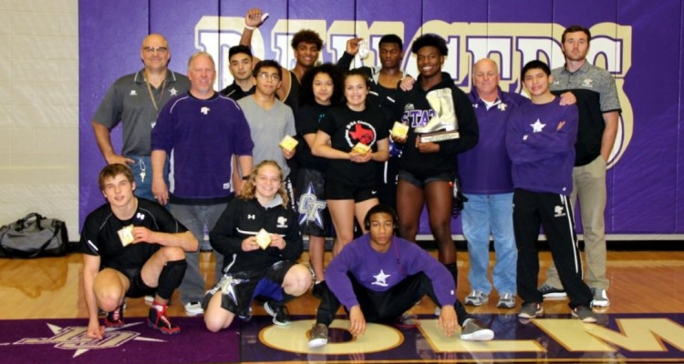 Photo for Ranger Wrestling At It Again, Collecting 5th Title!