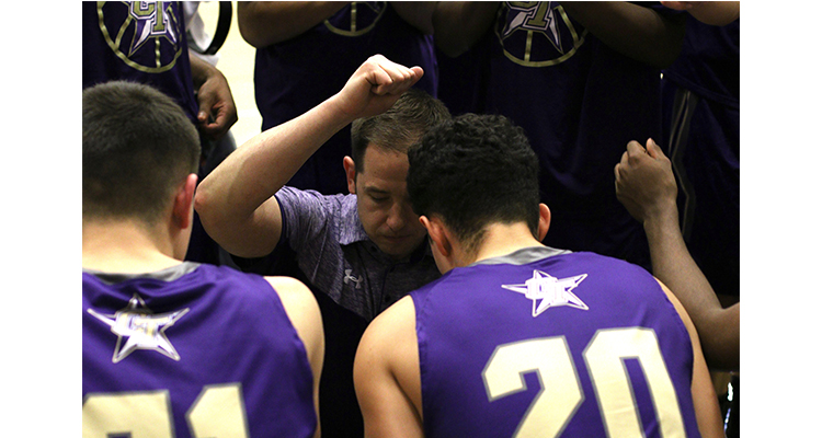 Photo for Chisholm Trail Boys' Basketball Finishes District In Top 20 In State As They Roll Into Playoffs