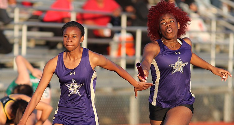 Photo for Chisholm Trail Advances 17 To The Regional Track Meet