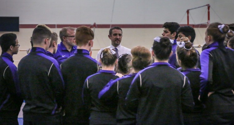 Photo for Chisholm Trail Gymnastics Competes In Compulsory Event